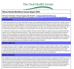 illinois-dental-workforce-census-report-2015